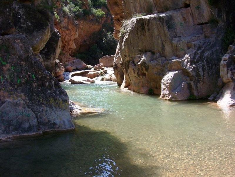 ruta agua chelva 1