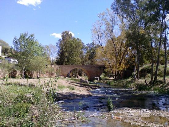 piscinas naturales en la Comunidad Valenciana Chelva