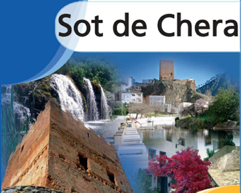 piscinas naturales en la Comunidad Valenciana Sot de Chera