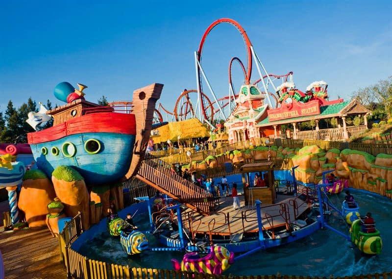 Consejos para visitar un parque de atracciones