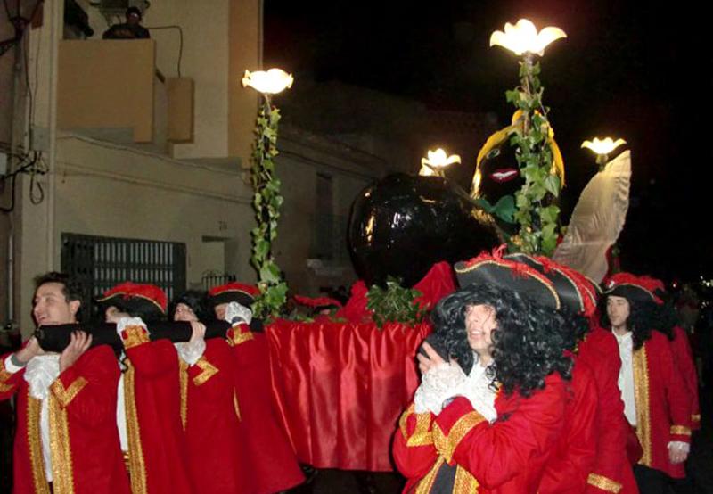 Carnaval en Valencia - Villar del Arzobispo