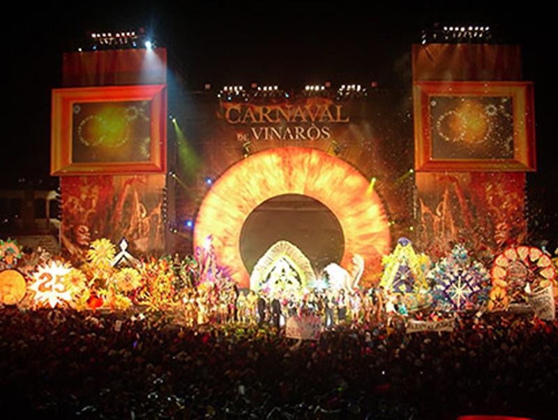 Carnaval en Valencia - Vinaros