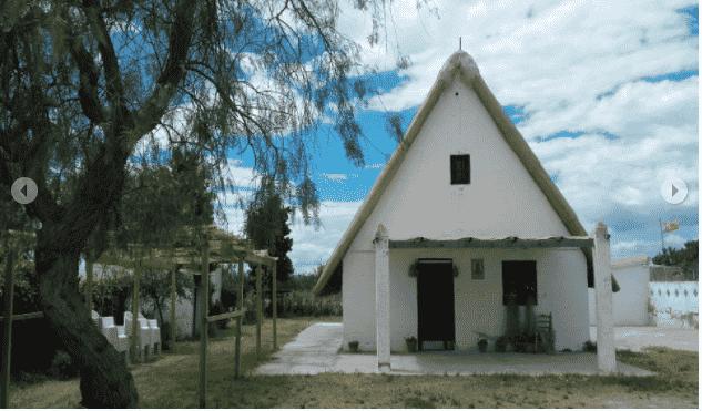 celebrar una comunión o bautizo en Valencia - la barraca
