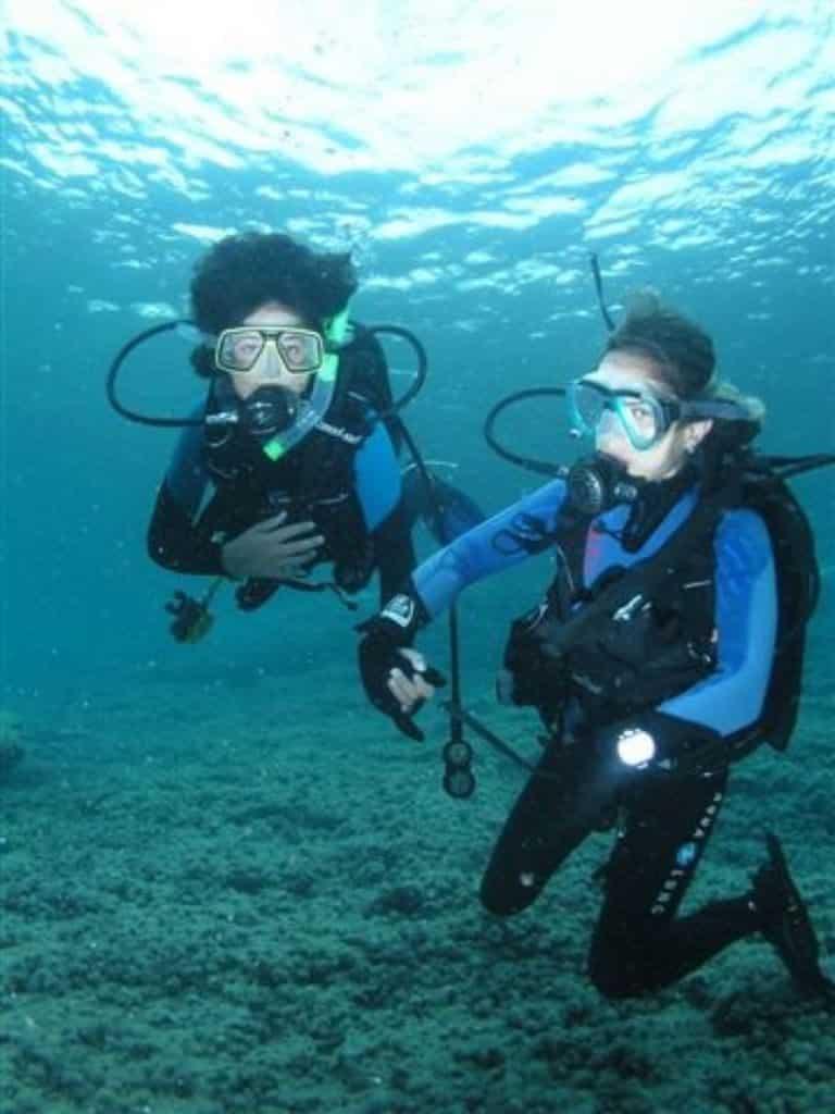FPD submarinismo