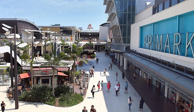 Centro comercial bonaire for Piscina de aldaia