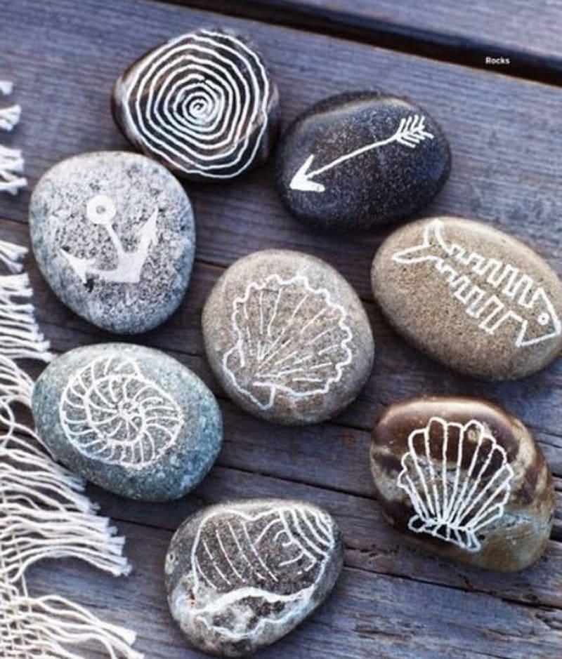 piedras decoradas 2