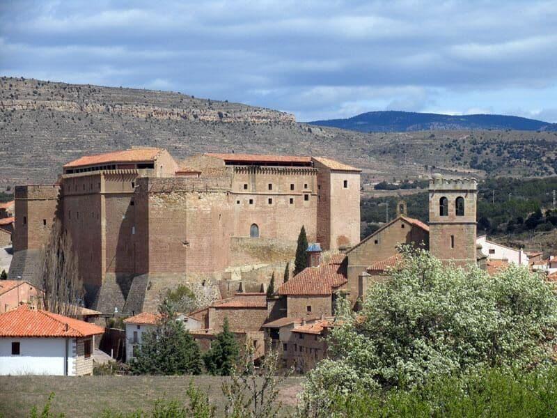 Escapada a Mora de Rubielos Castillo