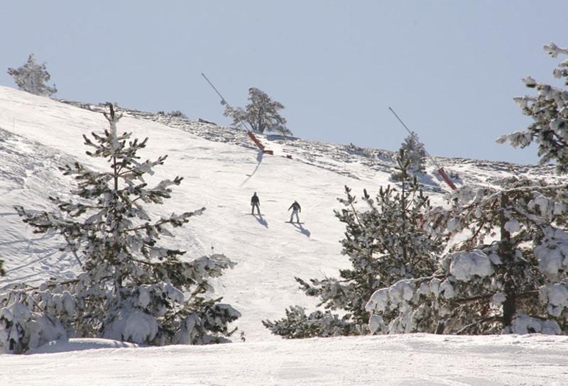 ver la nieve cerca de Valencia - Jabalanbre