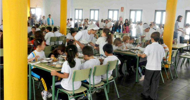 Solicitud de ayudas de comedor escolar for Ayudas para comedor escolar