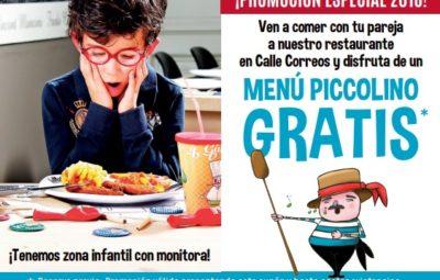 """Promoción """" Restaurante la Mafia se sienta a la mesa"""""""