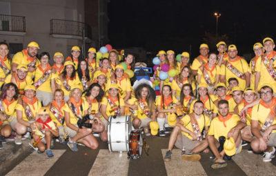 Disfraces en Carnaval de Villar del Arzobispo
