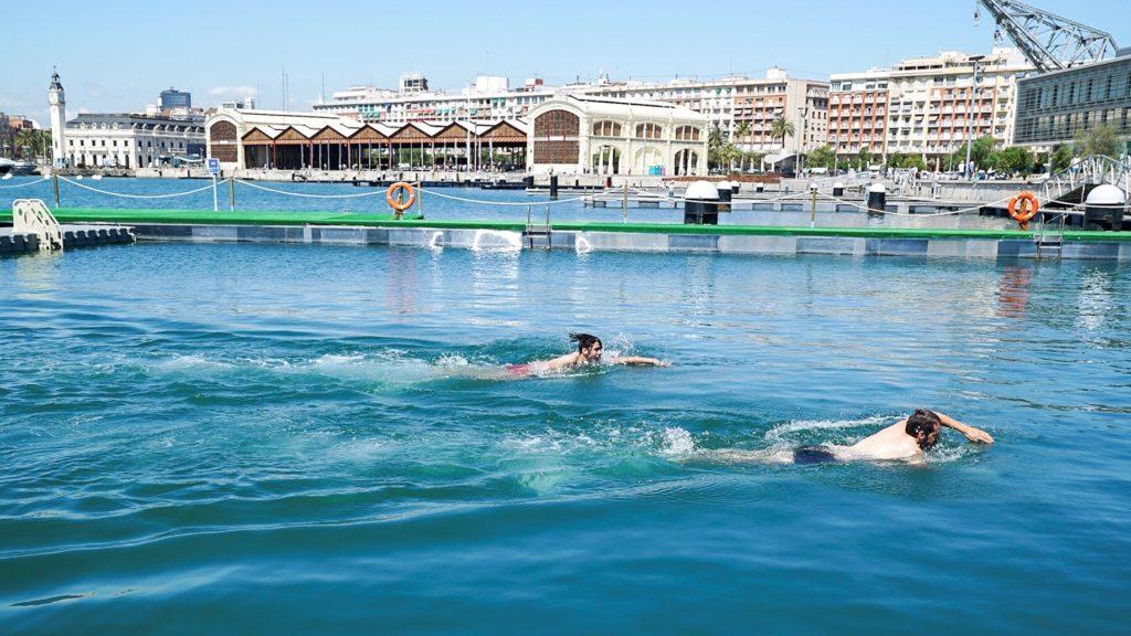 Piscina Urbana La Marina de València
