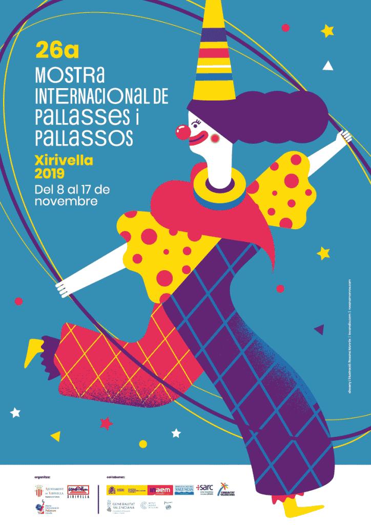 26ª Mostra Internacional de Payasos y Payasas de Xirivella