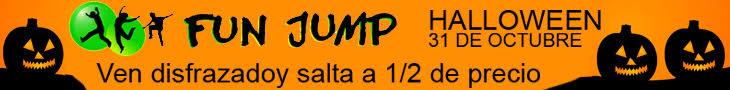 Fun Jump - Halloween 2018