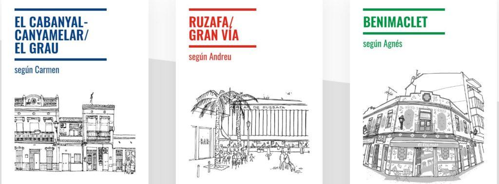 guias gratuitas para conocer Valencia