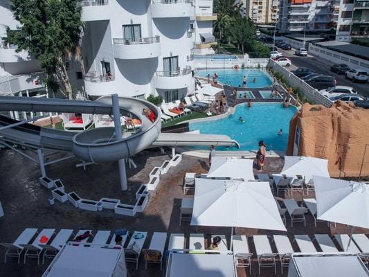Hoteles en Valencia con niños