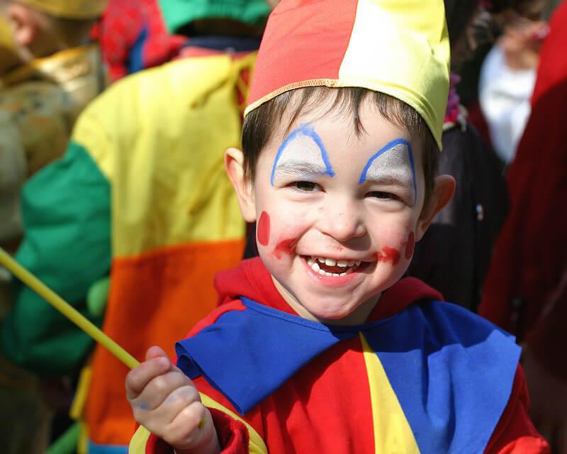 Carnaval en Valencia - Benimaclet