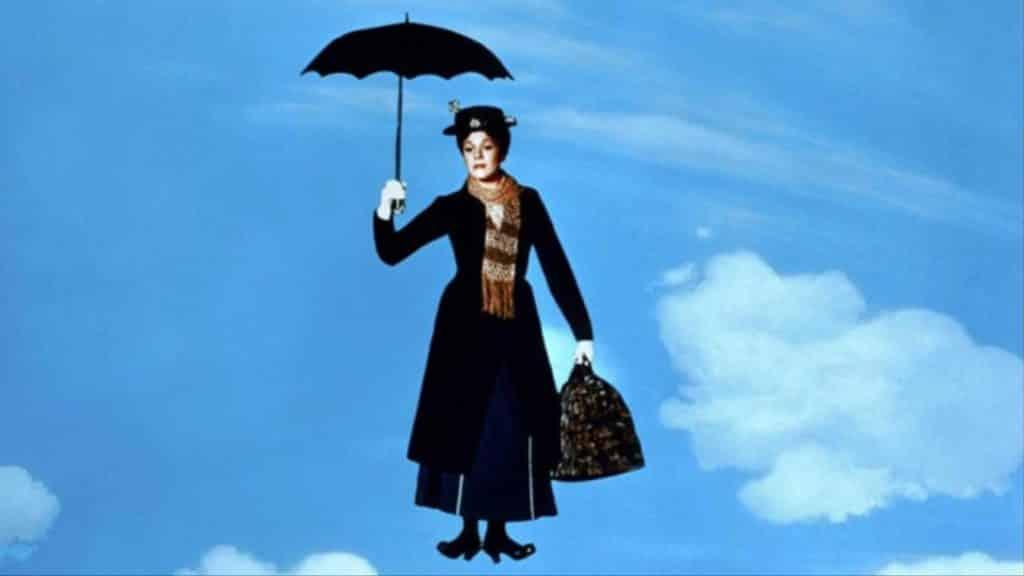 Mary Poppins. La Máquina