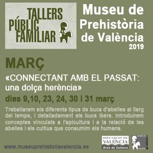 Prehistoria - marzo