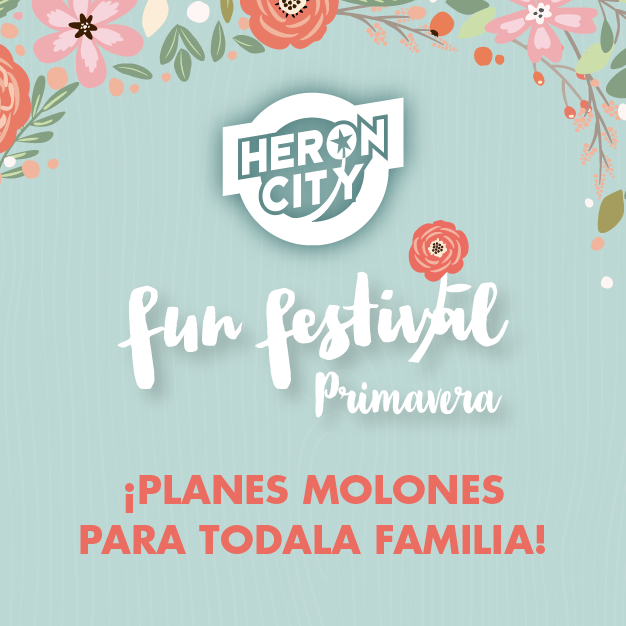 heron City - Abril 2019