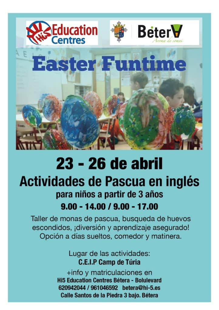 Easter School Hi5