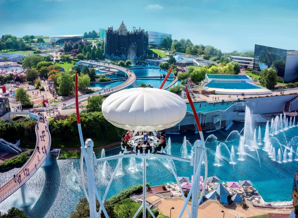 Futurooscope Fabulist Travel