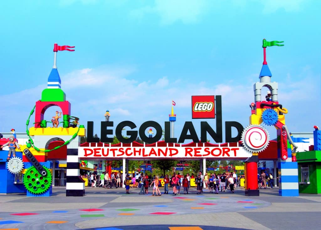 Legoland Fabulist Travel