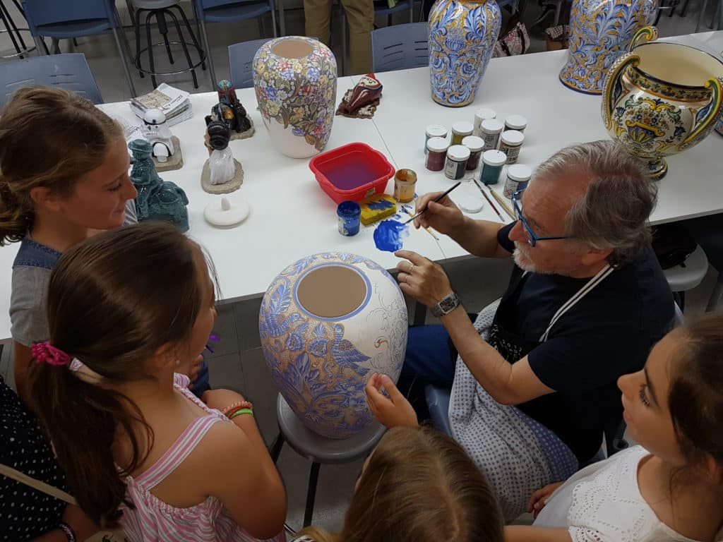 Talleres cerámica