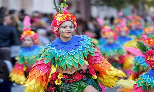 Carnaval en Valencia y Comunidad Valenciana