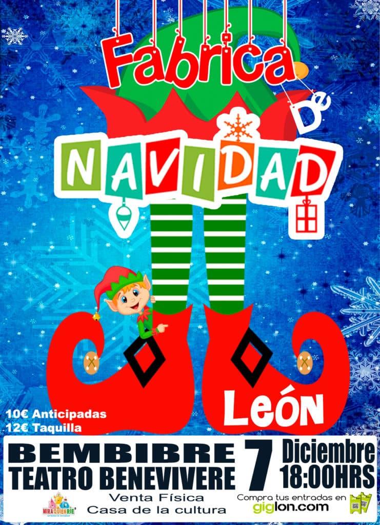 Fábrica de Navidad – Bembibre – León