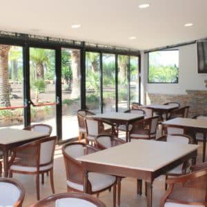 Cafeteria Resort Mas Camarena