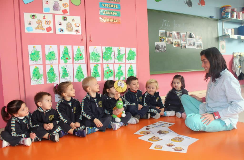 aula escuela infantil siglo xxi