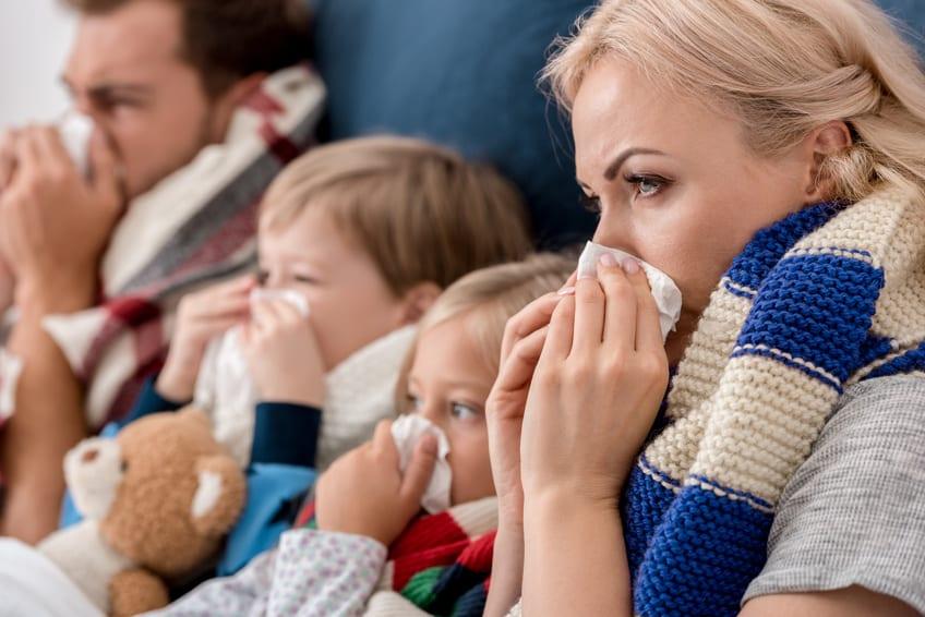 Defensas fuertes para un invierno sano