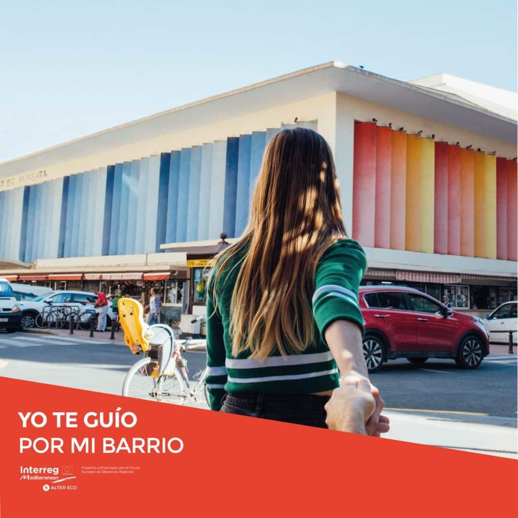 «Yo te guío» las guías gratuitas para descubrir los barrios de Valencia