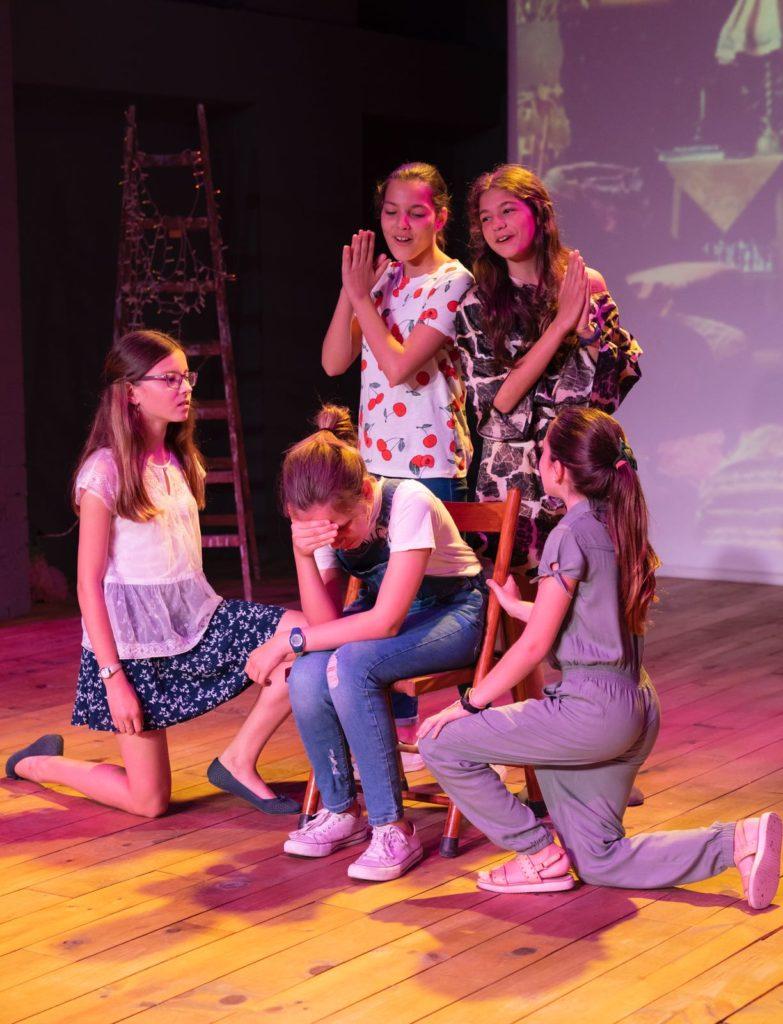 Escuela de verano en La Máquina. Teatro y danza