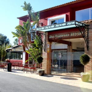 Resort Mas Camarena