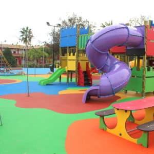 Mas Camarena Parque infantil