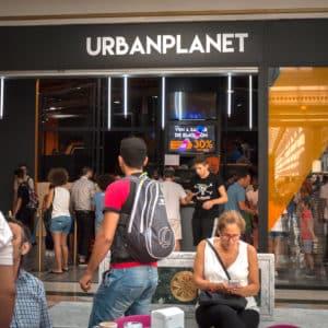 Urban Planet MN4