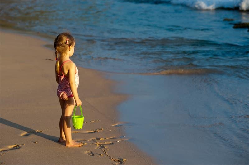 La importancia de proteger a los niños del sol