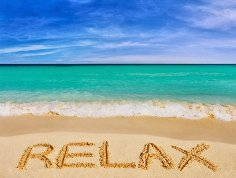 La playa aporta beneficios para la salud