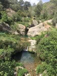 paisaje cueva del toro