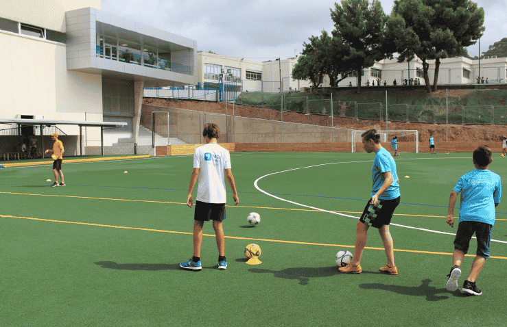 American School of Valencia Summer Program 2019