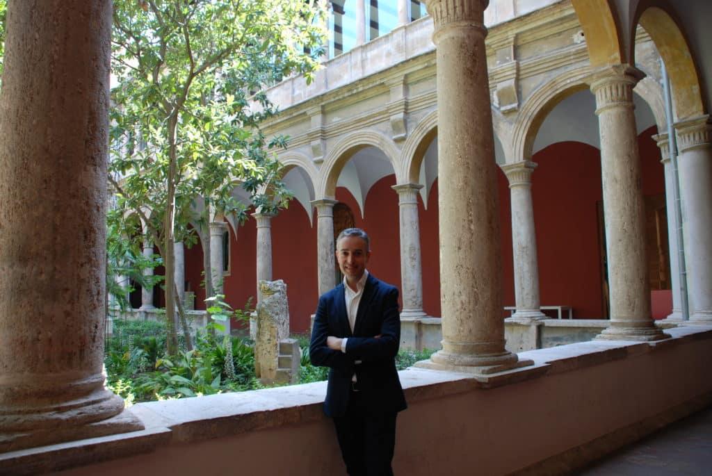 Entrevista a José Luis Pérez Pont, Director del Consorci de Museus de la Comunitat Valenciana