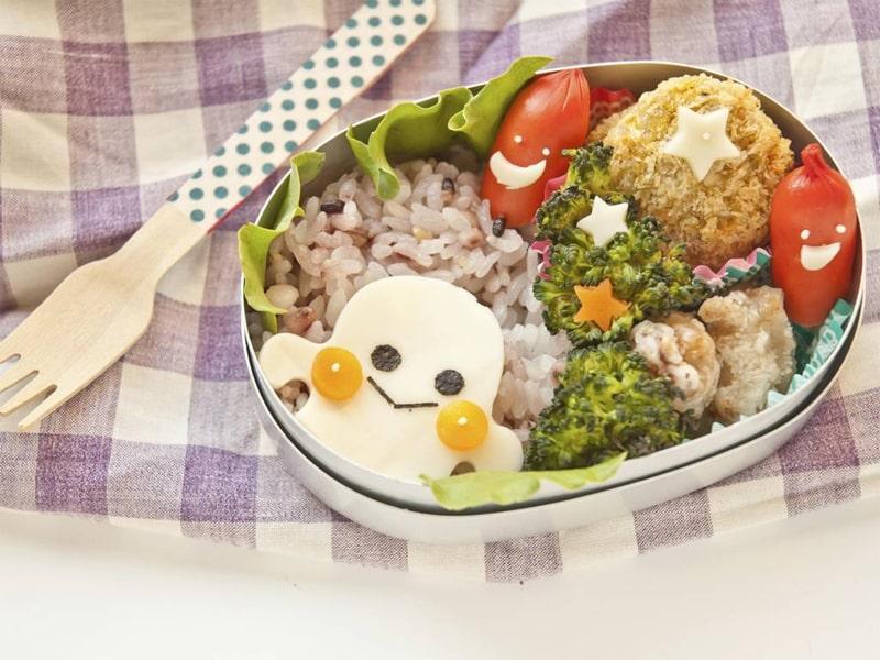 Ideas originales y saludables para el almuerzo en el colegio