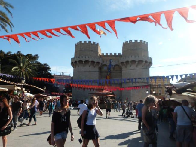 Mercado Medieval Jaume I