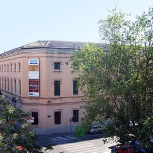 foto exterior museo prehistoria