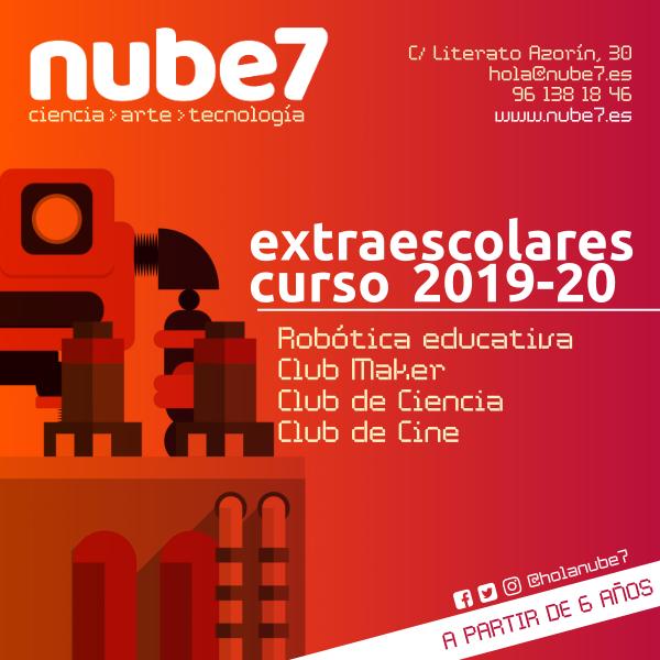 Nube 7 - extraescolares