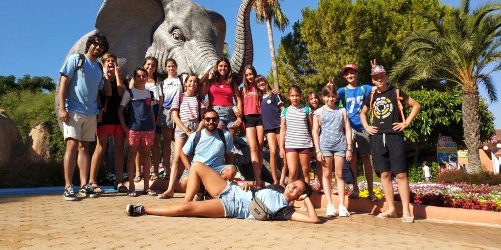 Campamento náutico bilingüe Oliva, AVA