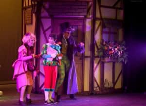 Teatro para niños Olympia