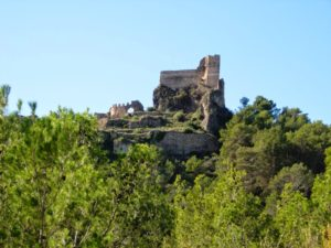 vista castillo sueras